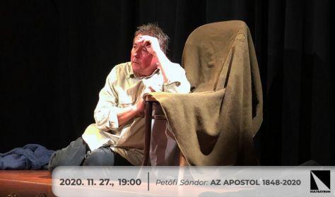 Petőfi Sándor: Az apostol 1848-2020 - online