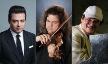"""VeszprémFest Classic-Cziffra 100 / """"Paganini +"""" / Balázs János, Lendvay József, Szakcsi Lakatos Béla"""