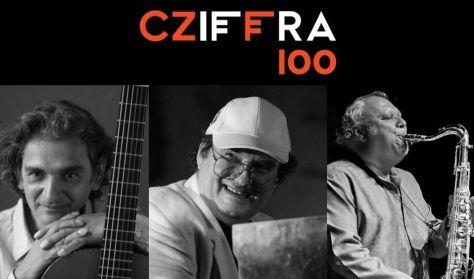 Cziffra Fesztivál - Az Improvizáció: Snétberger Ferenc, Szakcsi Lakatos Béla, Tony Lakatos