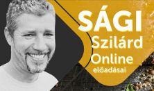 SÁGI SZILÁRD online előadása