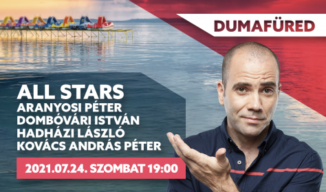 ALL STARS - Aranyosi Péter, Dombóvári István, Hadházi László, Kovács András Péter