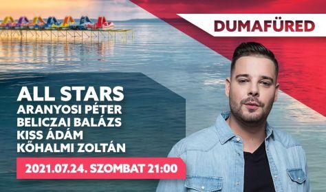 ALL STARS - Aranyosi Péter, Beliczai Balázs, Kiss Ádám, Kőhalmi Zoltán