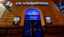 VR Vidámpark ajándékjegy - FAMILY ADVENTURE csomag