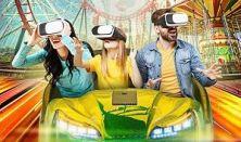 VR Vidámpark ajándékjegy - ADRENALINE csomag