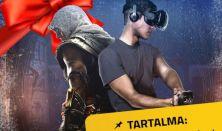 VR Vidámpark ajándékjegy - HERO csomag