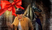 VR Vidámpark ajándékjegy - Dark side of Anubis