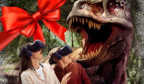 VR Vidámpark ajándékjegy - Dino Safari