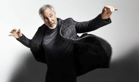 TOM JONES  A  CELEBRATION