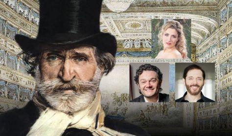 VERDI Ünnep - Opera Gála