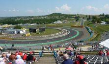 Formula 1 Magyar Nagydíj 2021 - Silver 4 Vasárnap