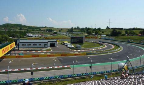 Formula 1 Magyar Nagydíj 2021 - 3 Corner Gold 4 Hétvége