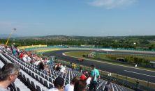 Formula 1 Magyar Nagydíj 2021 - 3 Corner Silver 1 Hétvége