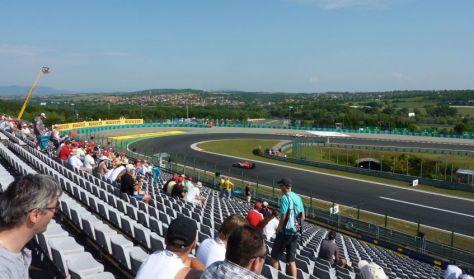 Formula 1 Magyar Nagydíj 2021 - 3 Corner Silver 5 Hétvége Junior