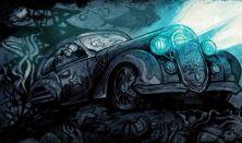 Rejtő Jenő - Budapest Bár: A tizennégy karátos autó