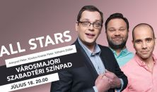 All stars - Aranyosi Péter, Kovács András Péter, Kőhalmi Zoltán