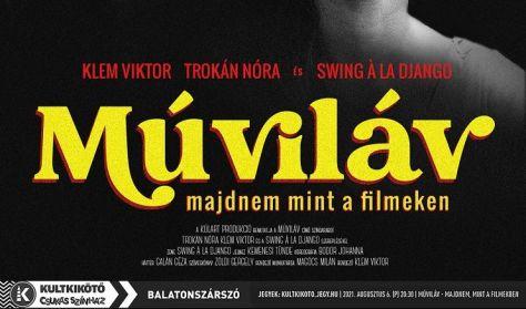 MÚVILÁV - Majdnem mint a filmeken - BEMUTATÓ!