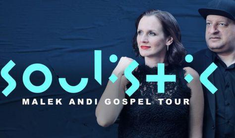 Malek Andrea Soulistic - Gospel turné
