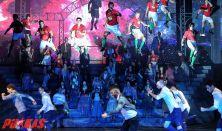 Juhász-Szente-Galambos: Puskás, a musical