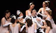 CSÁRDÁSKIRÁLYNŐ - operett két részben - a Csokonai Színház előadása
