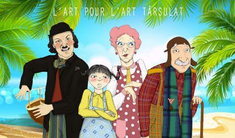 L'art pour l'art Társulat - L'art pour nyár