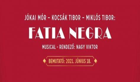 Fatia Negra - FŐPRÓBA