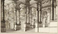 A barokk opera mint színpadi látványosság - Pintér Tibor zeneesztéta élő, online előadása