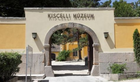 Kiscelli Múzeum - Nyugdíjas belépőjegy (62-70 év, nyugdíjas igazolvány)