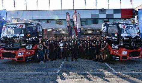 Kamion Európa-bajnokság és Fesztivál Hétvége (Szombat-Vasárnap)