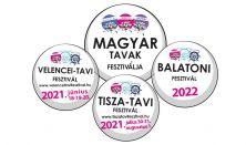 Kombinált 6 napos Bérlet a Velencei -Tavi -és a Tisza -Tavi Fesztivál eseményeire