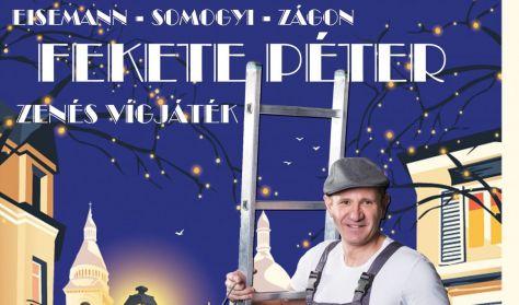 Eisemann-Somogyi-Zágon: Fekete Péter-zenés vígjáték