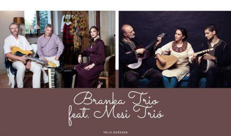 Branka Trió: Félig Egészen, feat. Mesi Trió