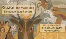 Djabe - The Magic Stag lemezbemutató koncert