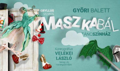 Gryllus Vilmos - Győri Balett: MASZKABÁL