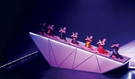 Ünnepélyes Megnyitó - Magyar Nemzeti Balett-Tűzmadarak  Közönségtalálkozó + Vetítés