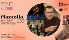 Zene+Tánc - Piazzolla100