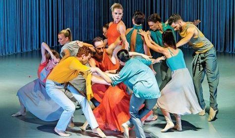 Pécsi Balett - Rómeó és Júlia Közönségtalálkozó + Vetítés