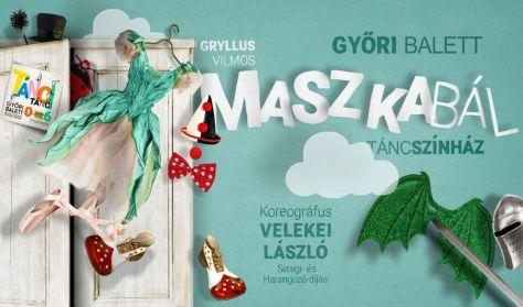 Gryllus Vilmos - Győri Balett : Maszkabál