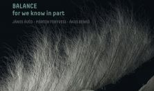 Balance: for we know in part – BMC Records lemezbemutató