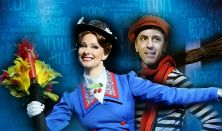 Színház szerelem és… Auksz Éva és Csonka András A Mary Poppins sztárjai