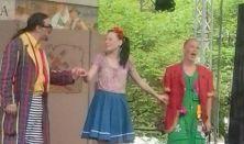 Meseszínpad: Panni bohóc és az álommanók - bohócműsor