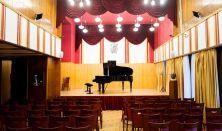 Pódiumon a Bartók Konzi növendékei - Konzis koncertek
