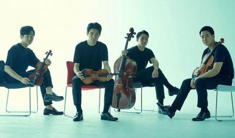 Novus String Quartet - Négyszer négyes