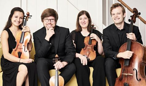 Castalian String Quartet - Négyszer négyes