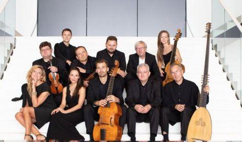 Wrocław Baroque Ensemble - Tiszta barokk