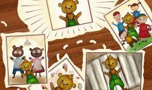 Aranyszamár Bábszínház: VACKOR bábjáték