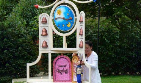 Majorosi Ági Bábszínháza: SZÁZSZORSZÉP BÓBISKA - bábjáték