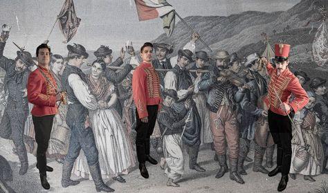 BEMUTATÓ - TOBORZÓ • Magyar Nemzeti Táncegyüttes