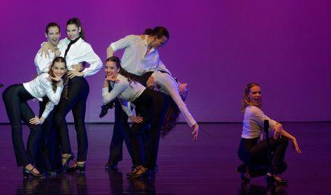 Az MTE színházi táncosainak vizsgaelőadása - Kulcsár Noémi: A nagy Gatsby