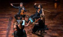 Kopatchinskaja, Kremer, Kelemen Kvartett...