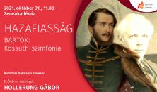 MEGÉRTHETŐ ZENE 2021-22 / 2 - BARTÓK: KOSSUTH-SZIMFÓNIA